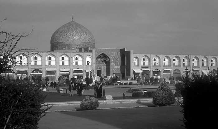 Lotfallahmoskeen i Esfahan